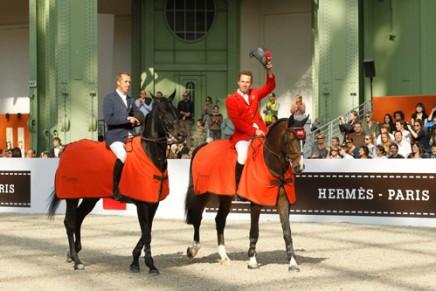 The third Saut Hermès at the Grand Palais Paris