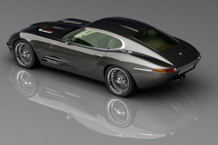 Lyonheart K: New Made In England Luxury Sports Car