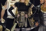 Madonna and Givenchy at Superbowl