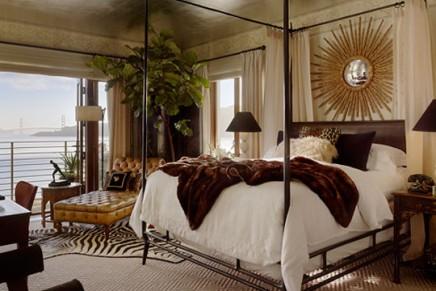 Sanctuary for Rejuvenation: Bedroom Design Trend for 2012
