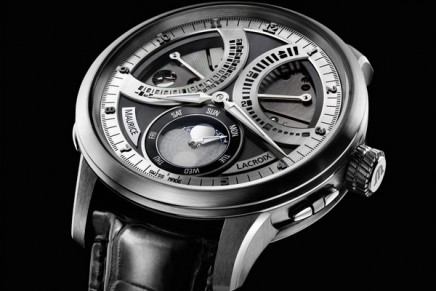 Maurice Lacroix Masterpiece Lune Rétrograde Limited Edition wins the red dot design award