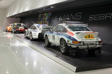 """For all 911's fans – The Porsche Museum's """"911 Identity"""" special exhibition"""