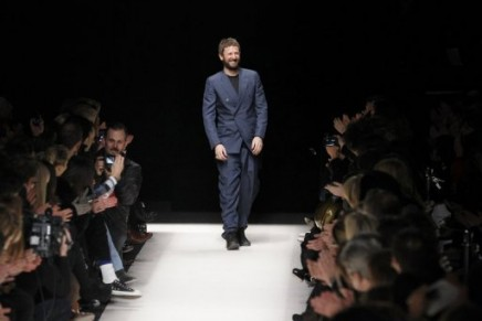 Stefano Pilati was quitting YSL but fashion house did not name his successor