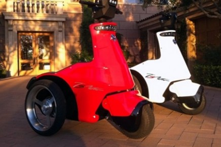 Personal mobility: T3 Motion's Electric Vehicle launched at Big Boys Toys Show in Dubai