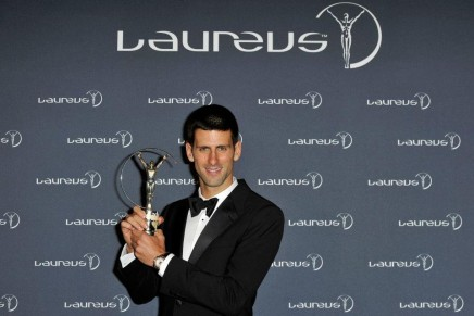 The winners for the 2012 Laureus World Sports Awards