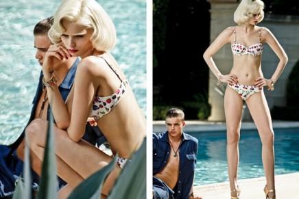Versace for H&M Swimwear