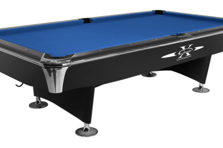 Clash X billiard – the ideal conditions for the most demanding pool-players