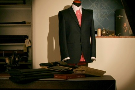 Bespoke bulletproof suit, a modern armor now available in Romania