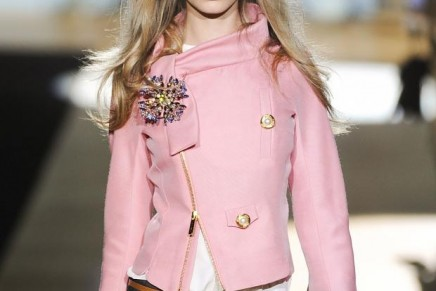 Happy Days and carefree nights: DSquared2 Womenswear Fall Winter 2012 2013 Show