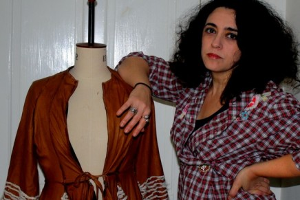 Speaking about luxury with Elena Garcia – eco designer and owner Elena Garcia Eco-Couture