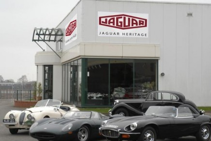 Jaguar's Heritage Museum to close