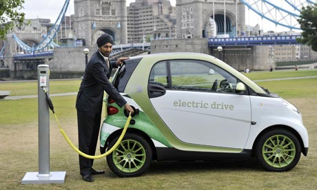 London Slow To Become The Electric Car Capital Of Europe
