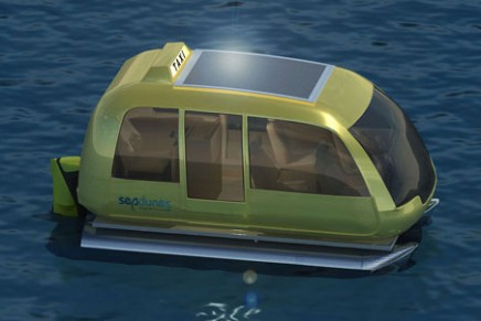 Pollution free, eco-friendly and safer: Luxury electric boat and taxi