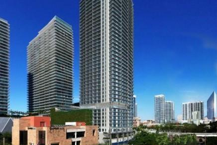 1100 Millecento Residences Miami – legendary design by Carlos Ott and Pininfarina