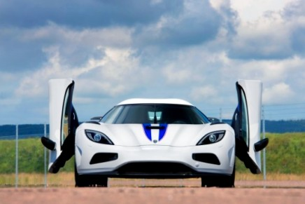 2013 Koenigsegg Agera R: If you have any doubt as to which Hypercar is most Hyper