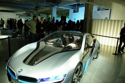 From the future in the present. BMW's sustainable vision of urban mobility at 1,618 Paris