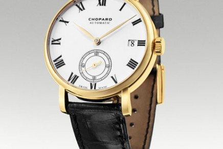 Chopard Classic Manufactum with in-house movement