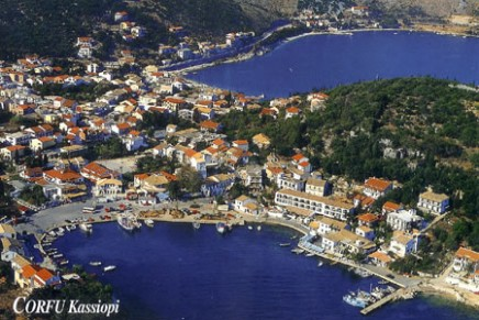 Greece to sell a part of Corfu island