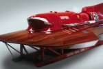 Record-breaking, Ferrari Powered hydroplane to be auctioned