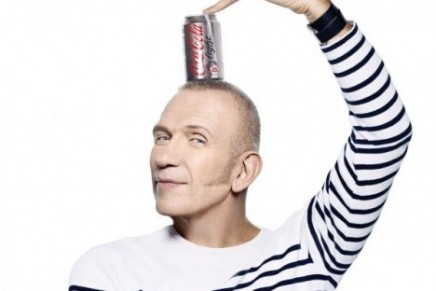 Jean Paul Gaultier – therapist, journalist and a private detective for Diet Coke