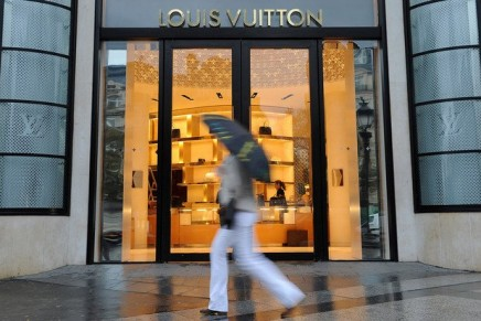 Tax increases in France may damp the feel-good factor, a driver of luxury-goods consumption