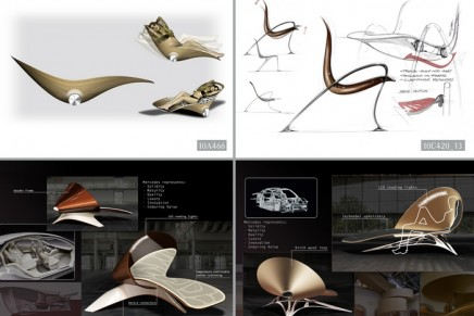Mercedes-Benz furniture collection – a unique styling which is not just for cars
