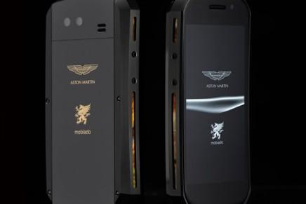 Aston Martin – Mobiado luxury cellphone