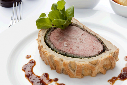 Top end home cooking in London's Top British Restaurants and Chefs