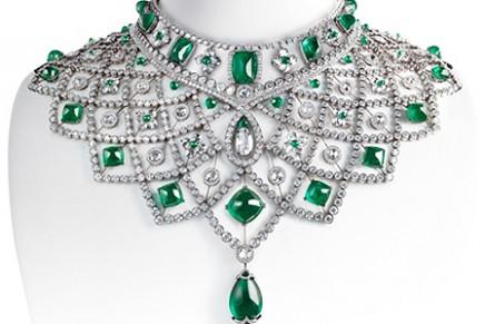 Fabergé's Romanov necklace