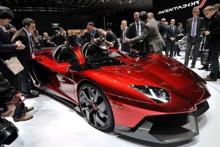 New luxury at 2012 Geneva Motor Show