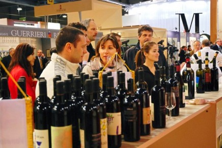 46th Annual Vinitaly – 3,500 sommeliers and 4,200 exhibitors