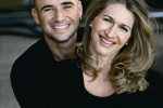 Enjoy a Private Tennis Lesson with Andre Agassi and Stefanie Graf