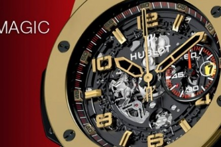 First unscratchable gold, world's most expensive watch and other Hublot's Tutti Frutti at Baselworld 2012