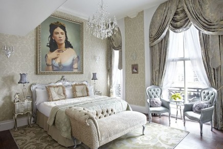 London's Grosvenor courtesan's boudoir – an homage to its once infamous visitor