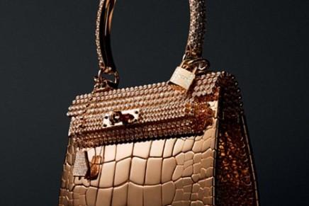 The new £1.2million Hermès Birkin handbags double up as high jewellery