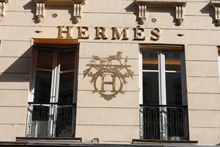 Booming luxury markets helped Hermes to report record profits