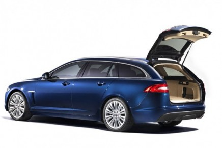 Jaguar XF Sportbrake – the first ever official Jaguar wagon