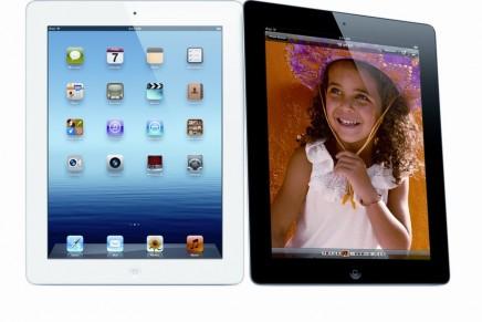 New iPad features Retina display, A5X Chip, 5 Megapixel iSight camera & ultrafast 4G LTE