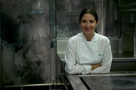 Spanish chef Elena Arzak wins the Veuve Clicquot World's Best Female Chef award