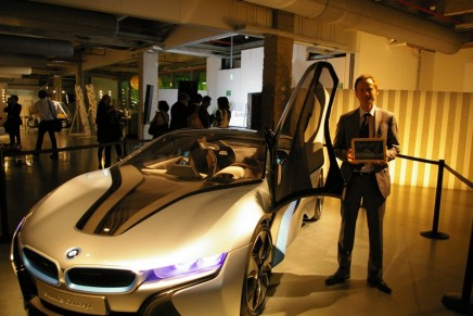 """BMW """"i"""" range – Speaking with Antoine Bourbonneux – BMW i Strategy Implementation Manager BMW France Group"""