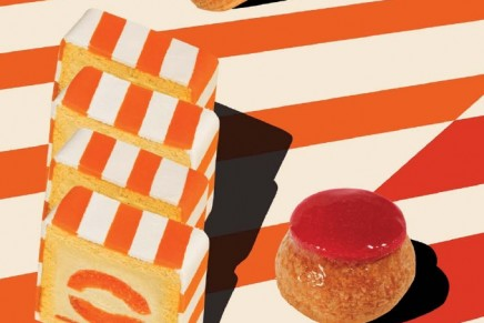 Fauchon Les Bains summer pastry collection