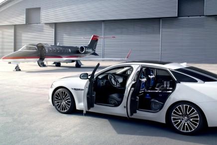 Jaguar XJ Ultimate – a luxury business class experience