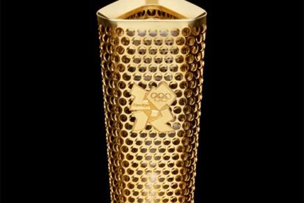 Design Studio, Barber Osgerby wins international design award for the London 2012 Olympic Torch