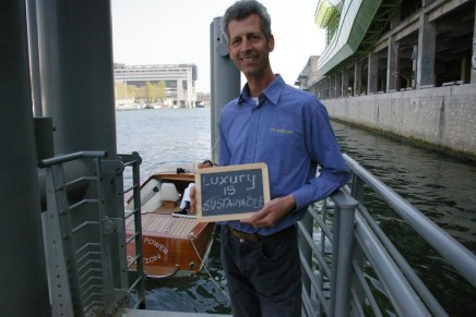 Creation of a beautiful boat. Speaking with Marc Vuilliomenet – Charpentier de Marine, MV-Boat