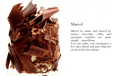 Chocolate and Coffee book. Remember that square of chocolate dipped in a cup of coffee?
