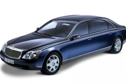 Kill it and get rid of inventory! Six-figure rebates for the purchase of a new Maybach