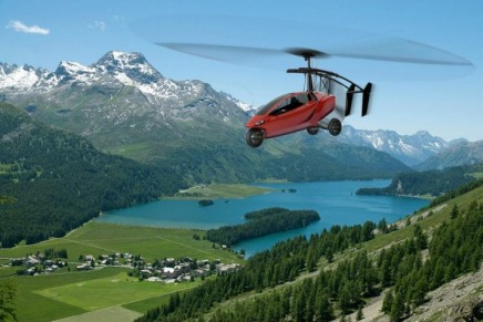 Gyroplanes: PAL-V flying car could be the future of personal transportation
