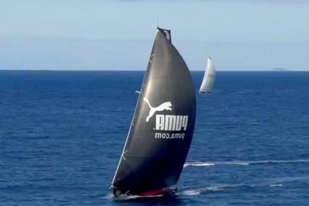Volvo Ocean Race: Puma's dramatic Leg 5 victory from Auckland, New Zealand to Itajai, Brazil.