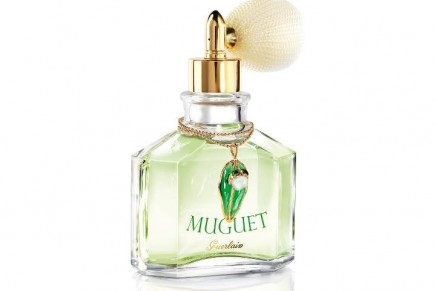 Guerlain Muguet 2012: the perfume released in sale for only 1 day in a year