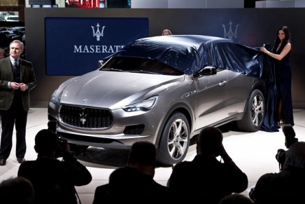 Maserati to increase production in Italy
